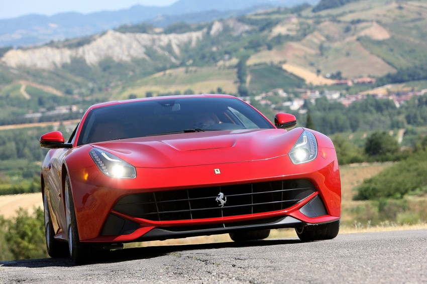 Ferrari announced as the world's most powerful brand and sets best financial results in its 66-year history Image #155698