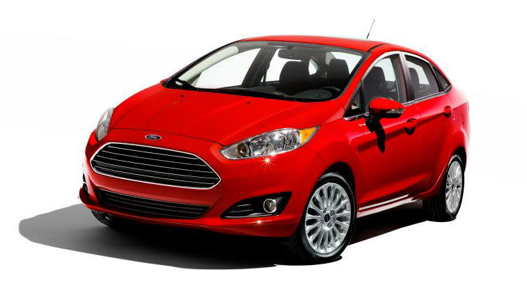 Ford Fiesta Sedan >> Ford Fiesta Sedan facelift pops up in Brazil Paul Tan - Image 138044