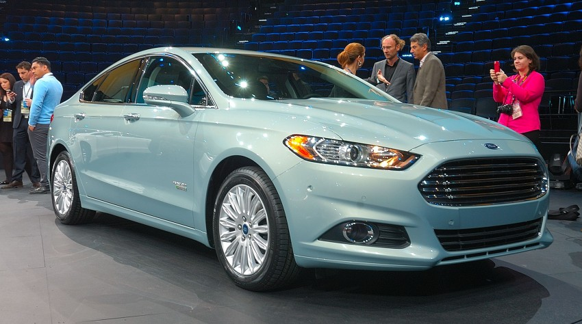 New Ford Fusion previews next-gen Mondeo for the world Image #83430