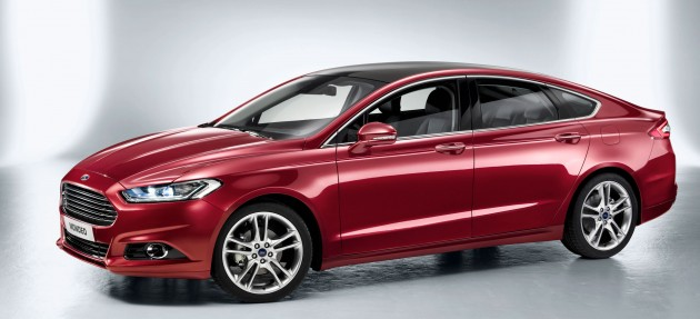 Ford Mondeo to get 1.0 EcoBoost engine in Europe