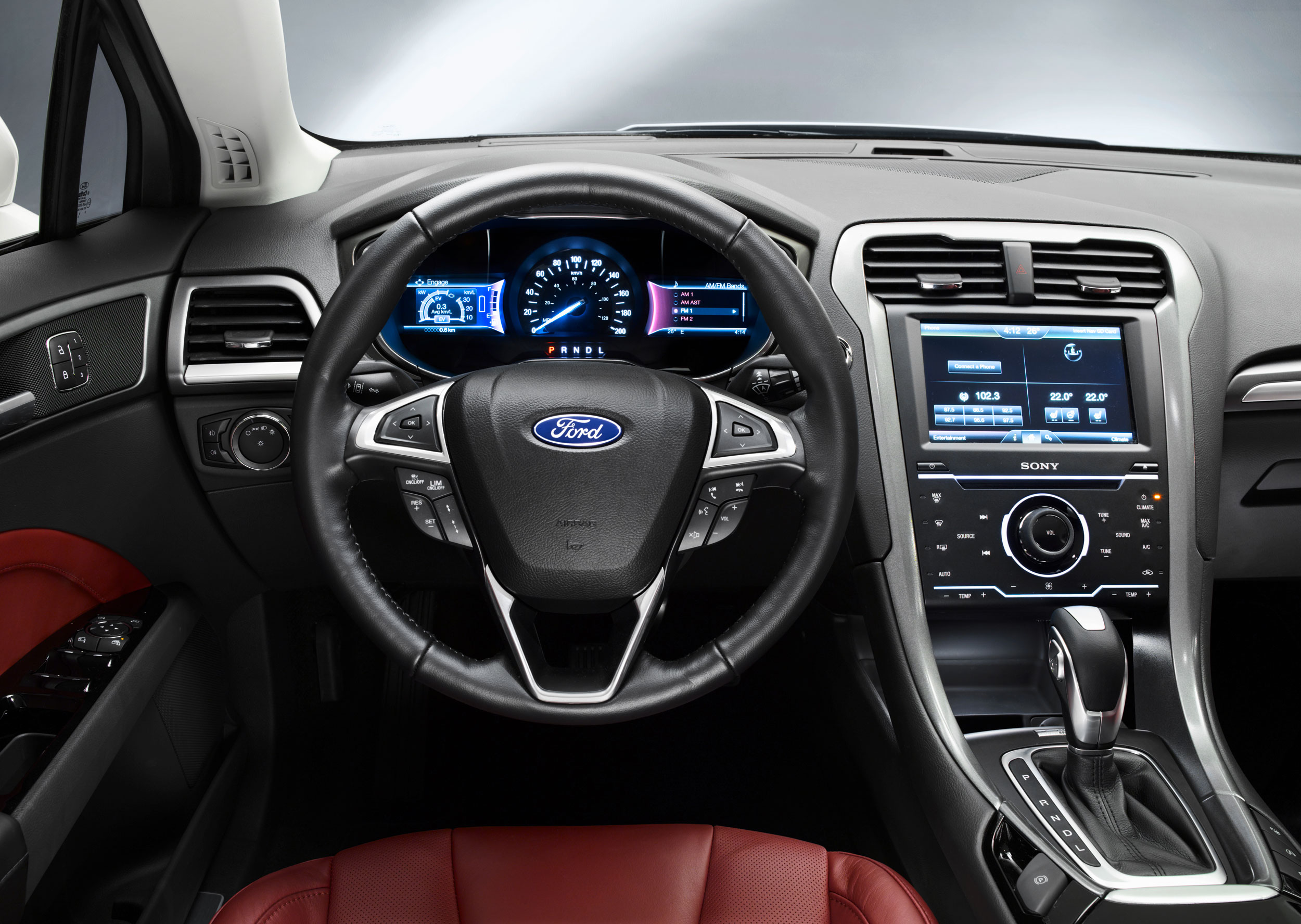 Ford Mondeo 5th Gen Debuts At Go Further Event Image