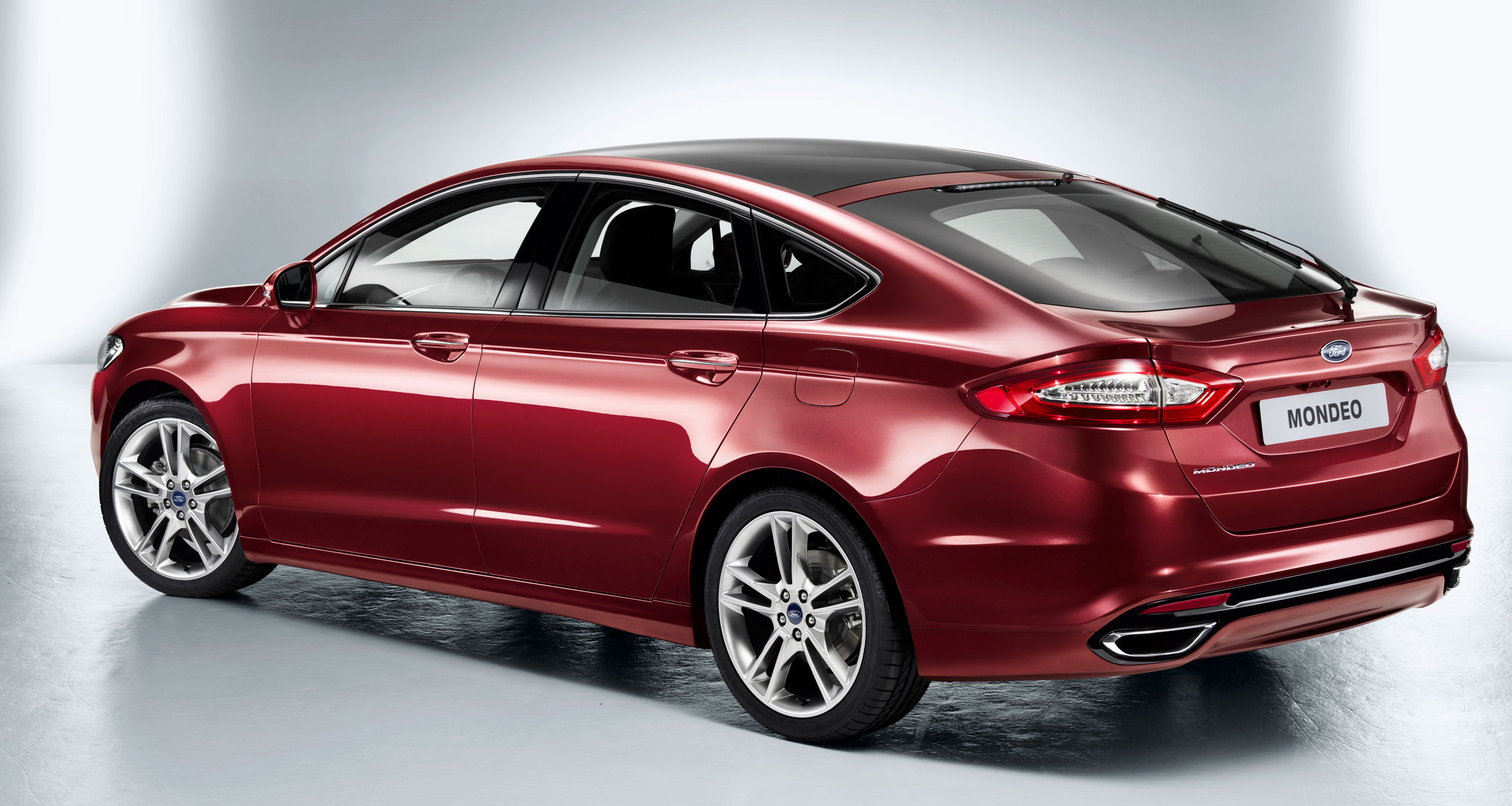 Ford Mondeo 2017 >> Ford Mondeo – 5th-gen debuts at 'Go Further' event Image 129546