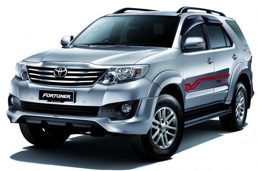 Toyota Fortuner facelift launched – from RM168k to RM182k Image #71909