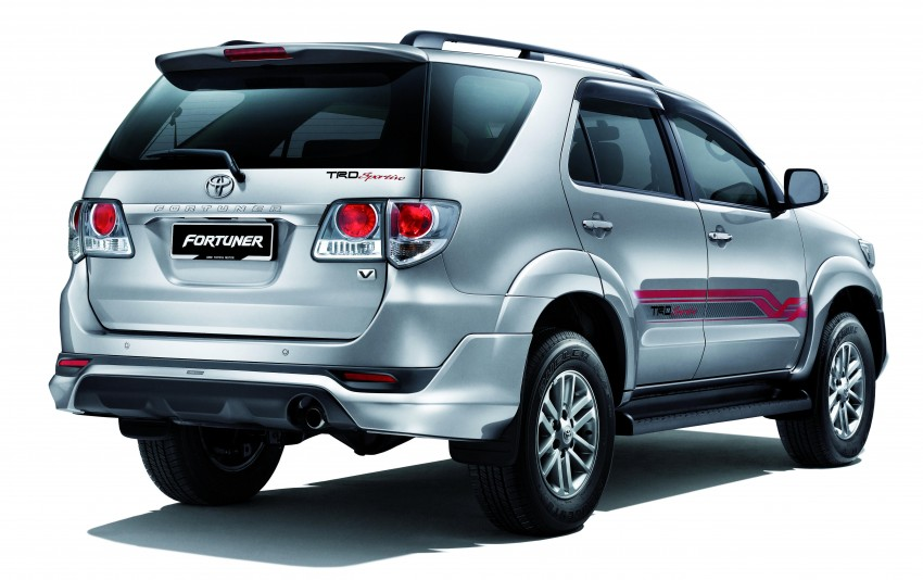 Toyota Fortuner facelift launched – from RM168k to RM182k Image #71910