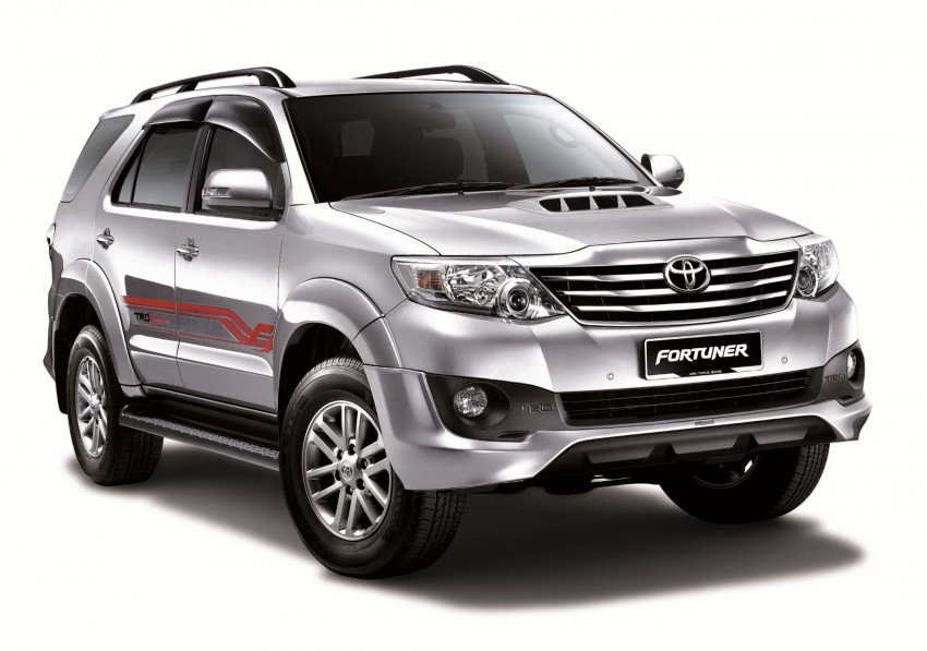 Toyota Hilux and Fortuner – 2.5L VNT D-4D intercooled engine 2012 MY versions coming, order books open Image #125142