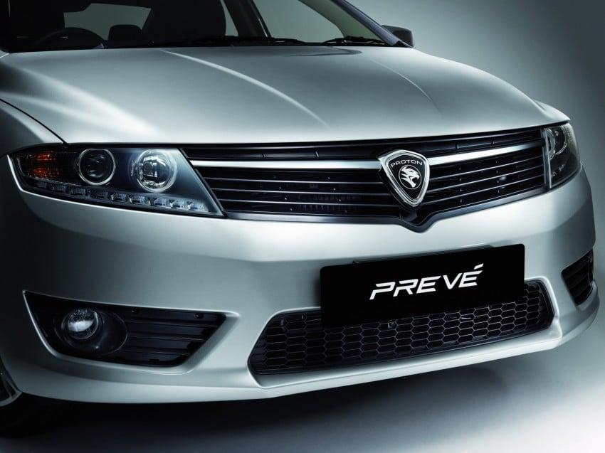 Proton Prevé with 1.6 turbo launched: RM60k – RM73k! Image #101127