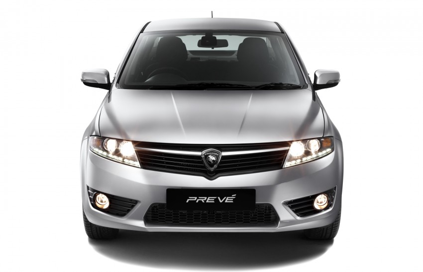 Proton Prevé with 1.6 turbo launched: RM60k – RM73k! Image #101124
