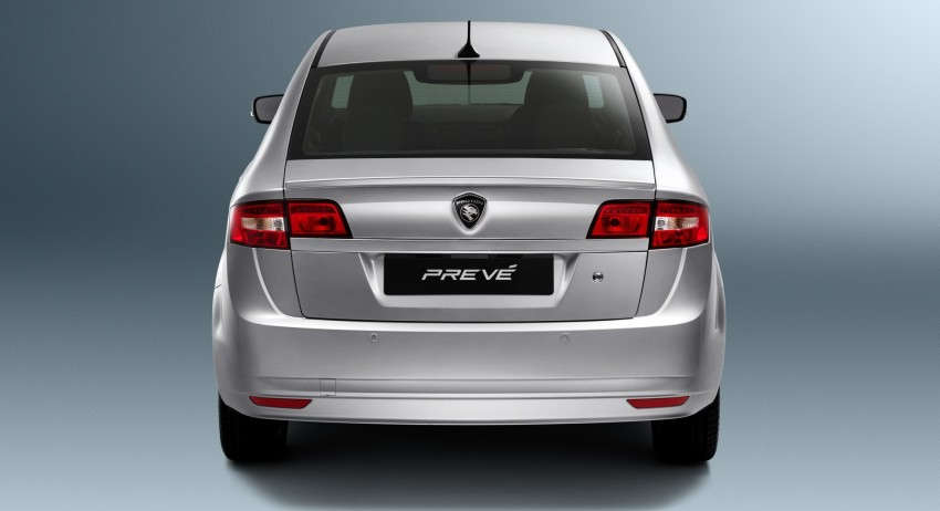 Proton Prevé with 1.6 turbo launched: RM60k – RM73k! Image #101125