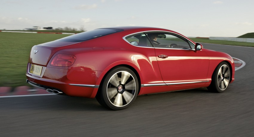 Bentley Continental GT V8 and GTC arrives in Malaysia Image #110052