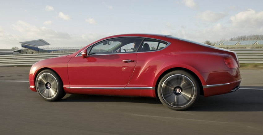 Bentley Continental GT V8 and GTC arrives in Malaysia Image #110058