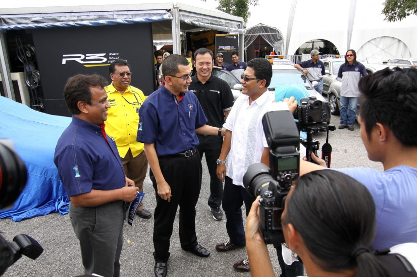 MEGA GALLERY: Proton Power of 1, Bukit Jalil Image #95104