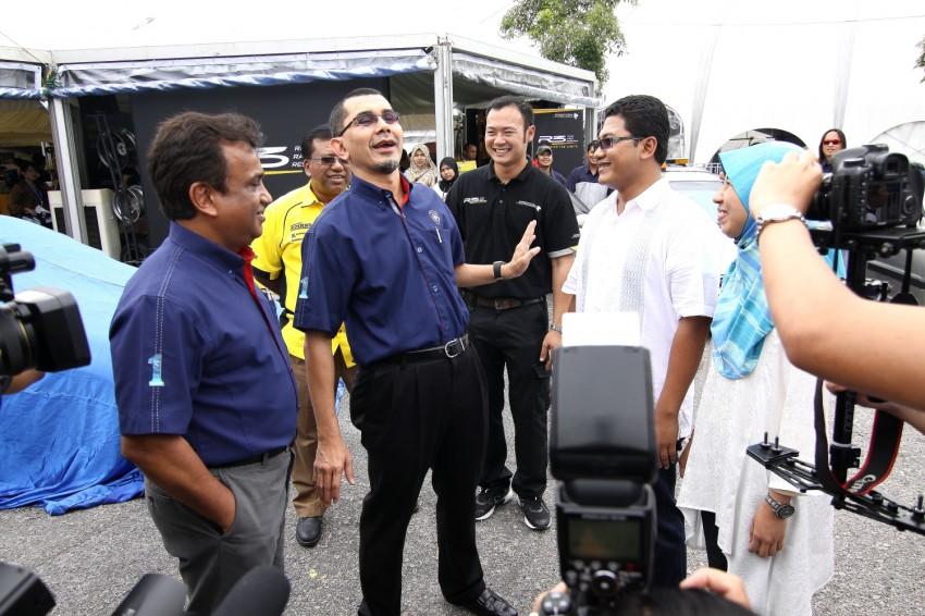 MEGA GALLERY: Proton Power of 1, Bukit Jalil Image #95105