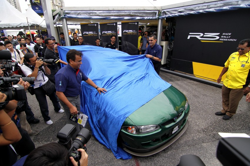 MEGA GALLERY: Proton Power of 1, Bukit Jalil Image #95106