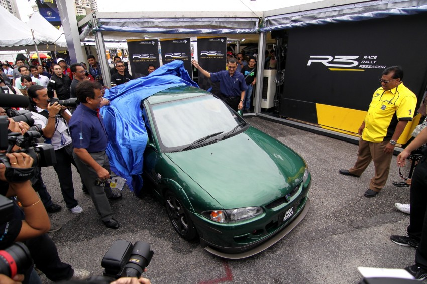 MEGA GALLERY: Proton Power of 1, Bukit Jalil Image #95108
