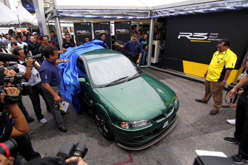 MEGA GALLERY: Proton Power of 1, Bukit Jalil Image #95109