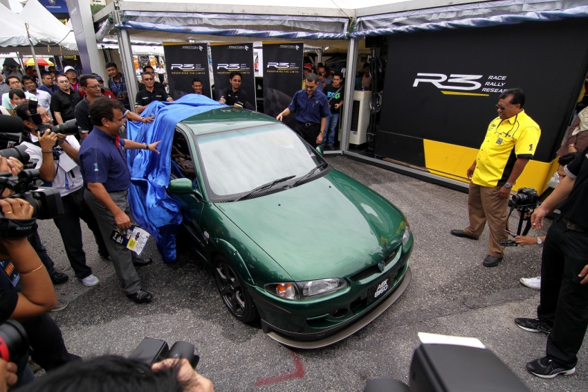 MEGA GALLERY: Proton Power of 1, Bukit Jalil Image #95110