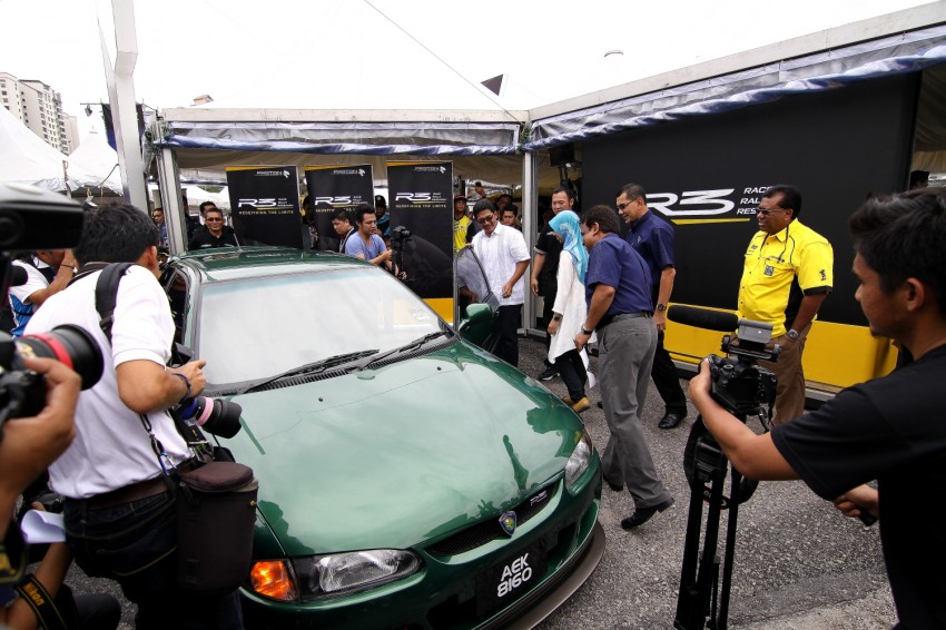 MEGA GALLERY: Proton Power of 1, Bukit Jalil Image #95112