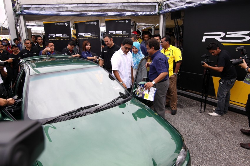 MEGA GALLERY: Proton Power of 1, Bukit Jalil Image #95113