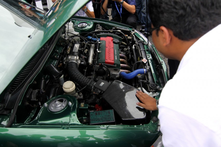 MEGA GALLERY: Proton Power of 1, Bukit Jalil Image #95116