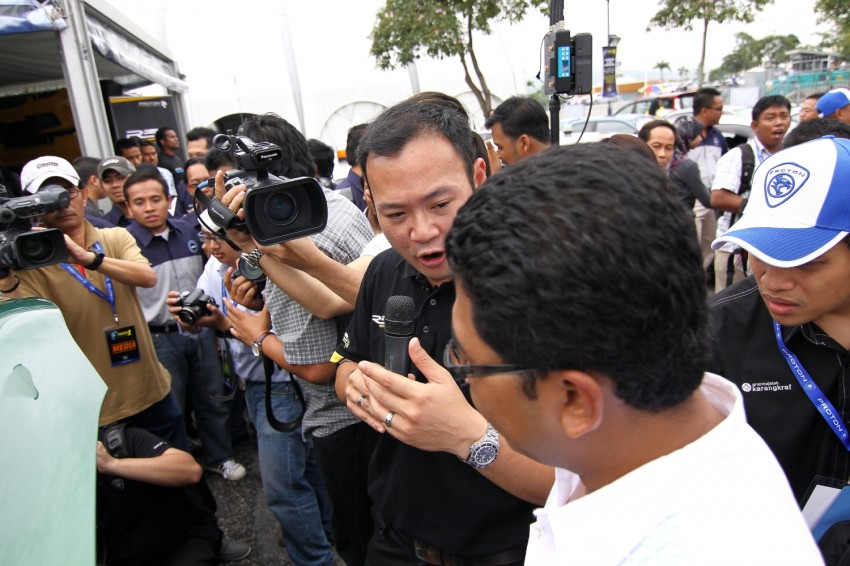 MEGA GALLERY: Proton Power of 1, Bukit Jalil Image #95117