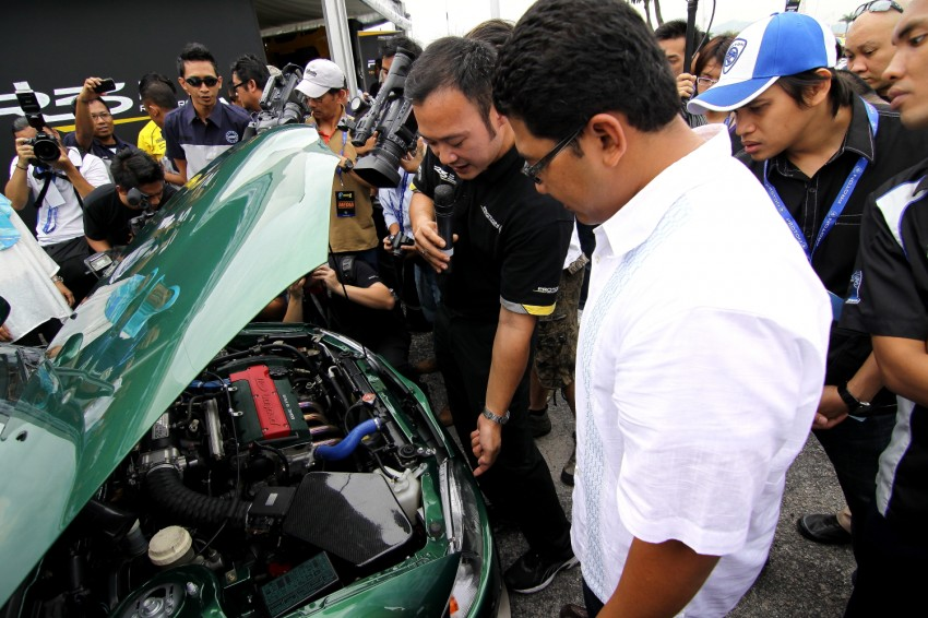 MEGA GALLERY: Proton Power of 1, Bukit Jalil Image #95120