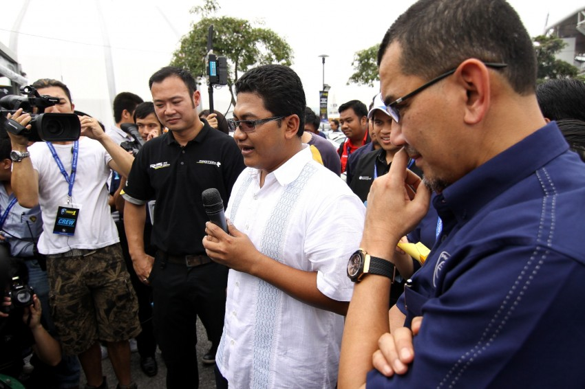 MEGA GALLERY: Proton Power of 1, Bukit Jalil Image #95124