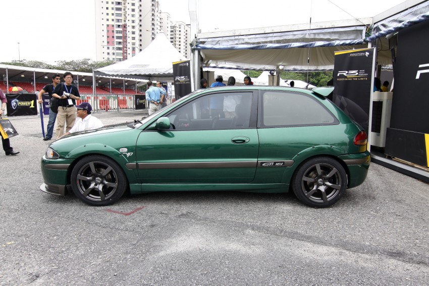 MEGA GALLERY: Proton Power of 1, Bukit Jalil Image #95130