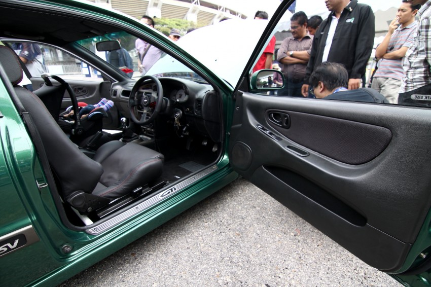 MEGA GALLERY: Proton Power of 1, Bukit Jalil Image #95138