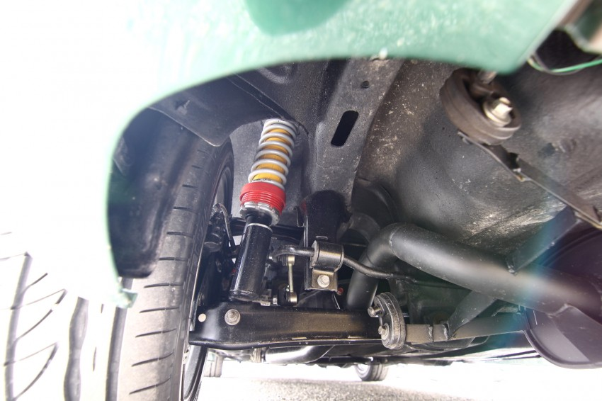 Proton Makeover: the Satria GTI goes back to Hafiz Image #93568
