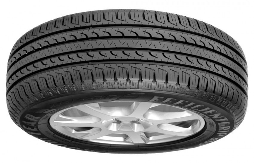 Goodyear EfficientGrip SUV launched, from RM600 Image #148294
