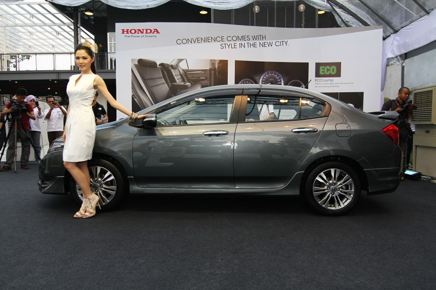 Honda City facelift launched, now with 5-year warranty Image #113677