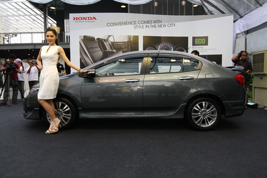 Honda City facelift launched, now with 5-year warranty Image #113678