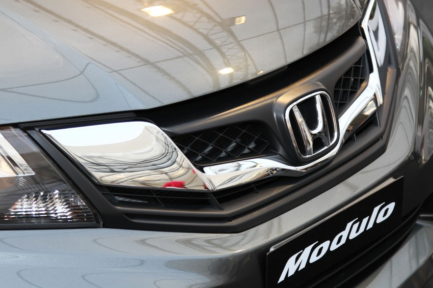 Honda City facelift launched, now with 5-year warranty Image #113685