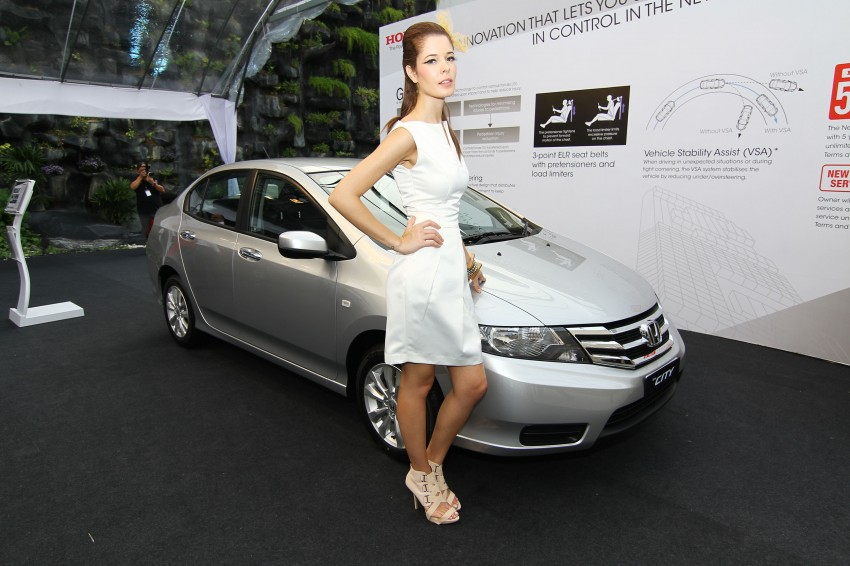 Honda City facelift launched, now with 5-year warranty Image #113646