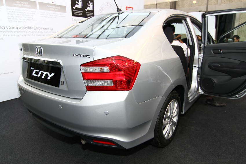 Honda City facelift launched, now with 5-year warranty Image #113652