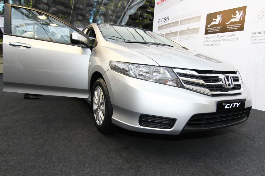 Honda City facelift launched, now with 5-year warranty Image #113659