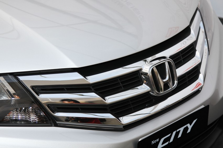 Honda City facelift launched, now with 5-year warranty Image #113667
