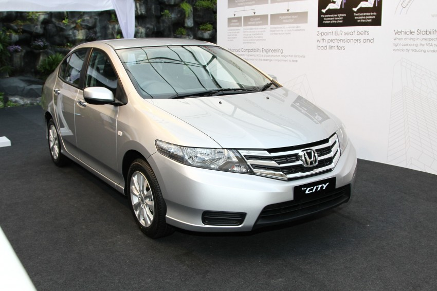 Honda City facelift launched, now with 5-year warranty Image #113669