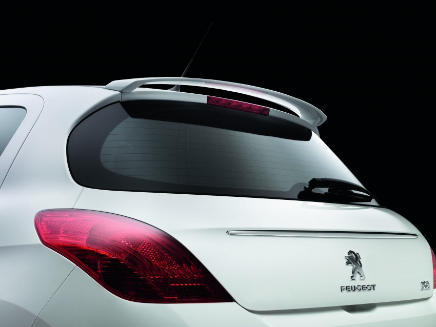 Peugeot 308 gets new look and features, from RM102k Image #116158