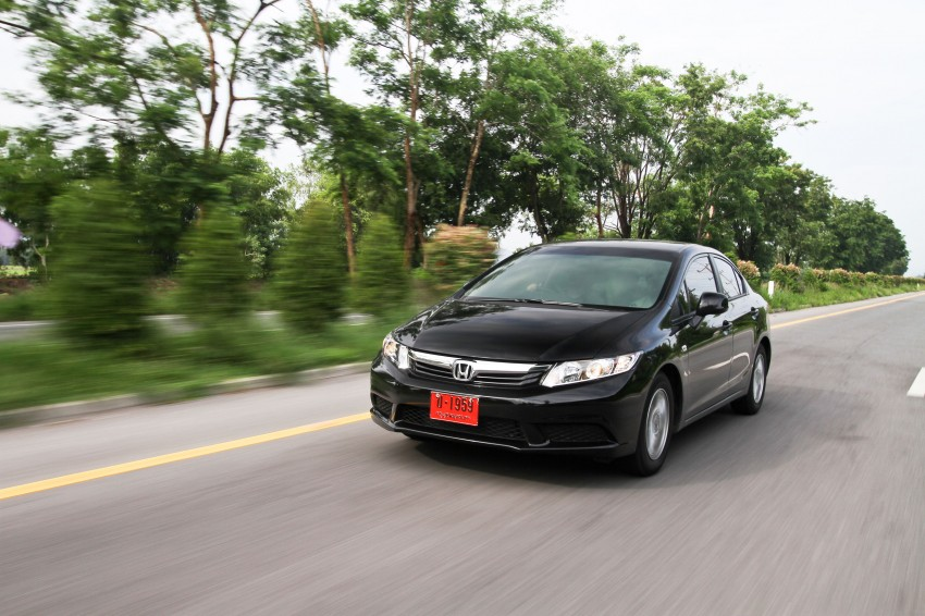 DRIVEN: 2012 Honda Civic FB (9th Gen) previewed in Thailand – not pretty, but handles brilliantly! Image #114542