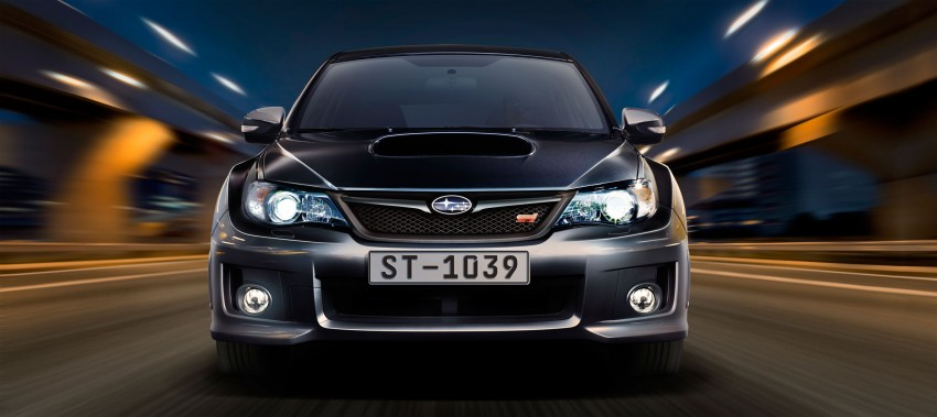 Subaru WRX STI launched – from RM249k OTR Image #112123