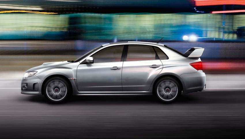 Subaru WRX STI launched – from RM249k OTR Image #112124