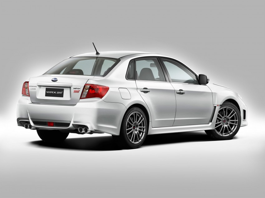 Subaru WRX STI launched – from RM249k OTR Image #112126