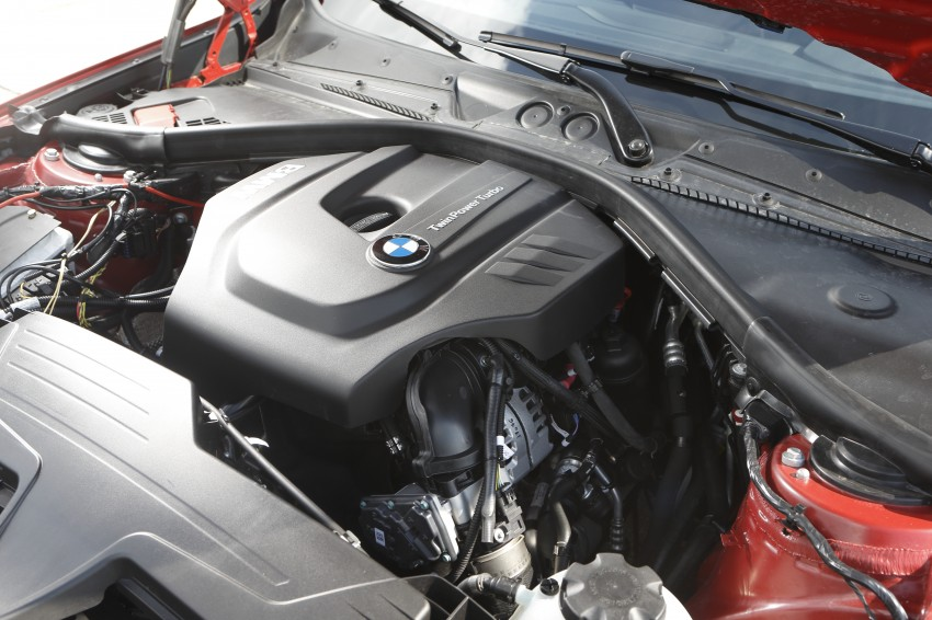 BMW's B38 1.5 litre three-cylinder motor to spearhead new engine family – we test drive it in a 1-Series! Image #132556