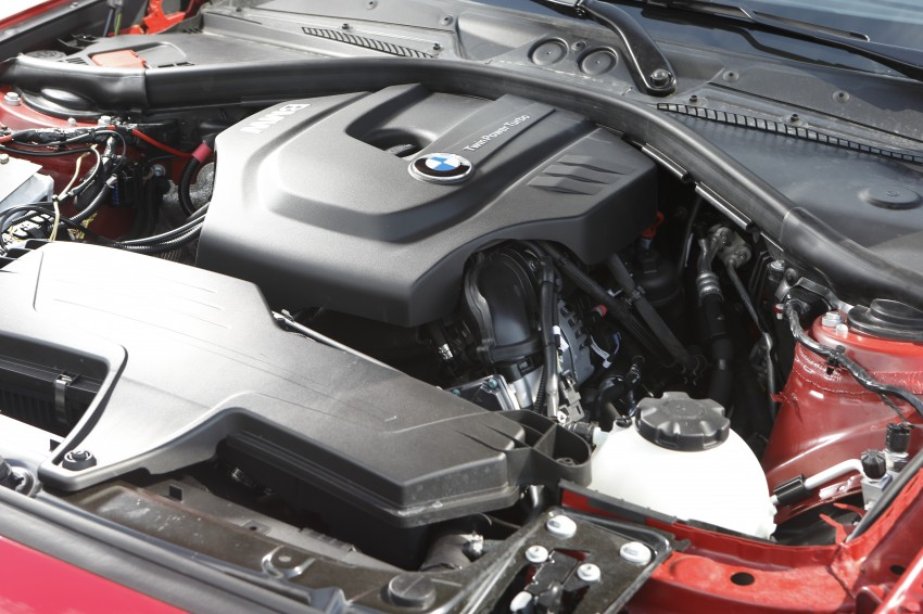 BMW's B38 1.5 litre three-cylinder motor to spearhead new engine family – we test drive it in a 1-Series! Image #132550