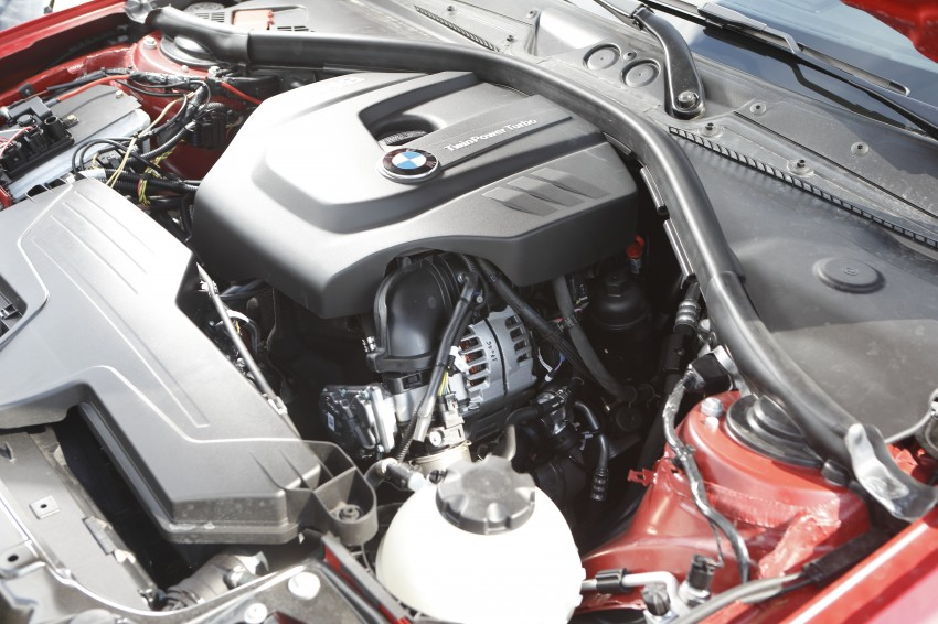 BMW's B38 1.5 litre three-cylinder motor to spearhead new engine family – we test drive it in a 1-Series! Image #132551