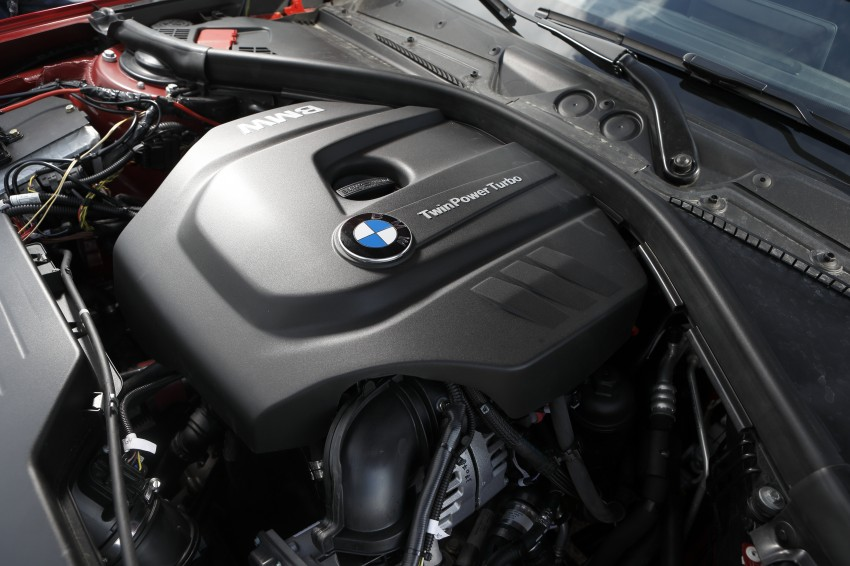 BMW's B38 1.5 litre three-cylinder motor to spearhead new engine family – we test drive it in a 1-Series! Image #132552