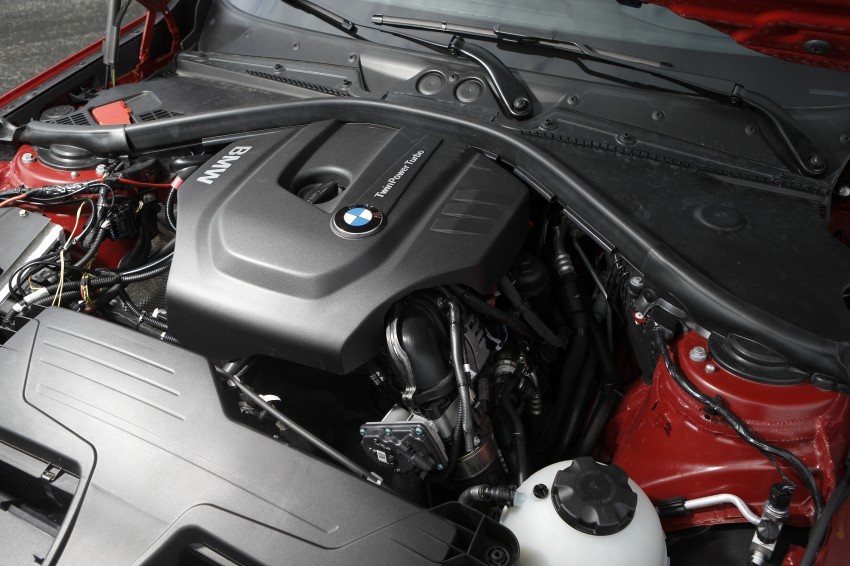 BMW's B38 1.5 litre three-cylinder motor to spearhead new engine family – we test drive it in a 1-Series! Image #132546