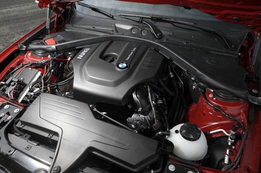 BMW's B38 1.5 litre three-cylinder motor to spearhead new engine family – we test drive it in a 1-Series! Image #132547