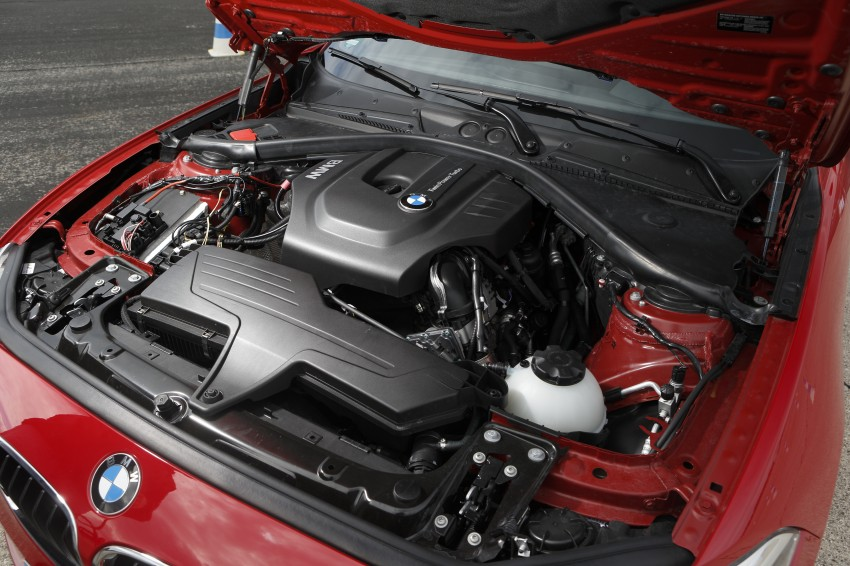 BMW's B38 1.5 litre three-cylinder motor to spearhead new engine family – we test drive it in a 1-Series! Image #132548